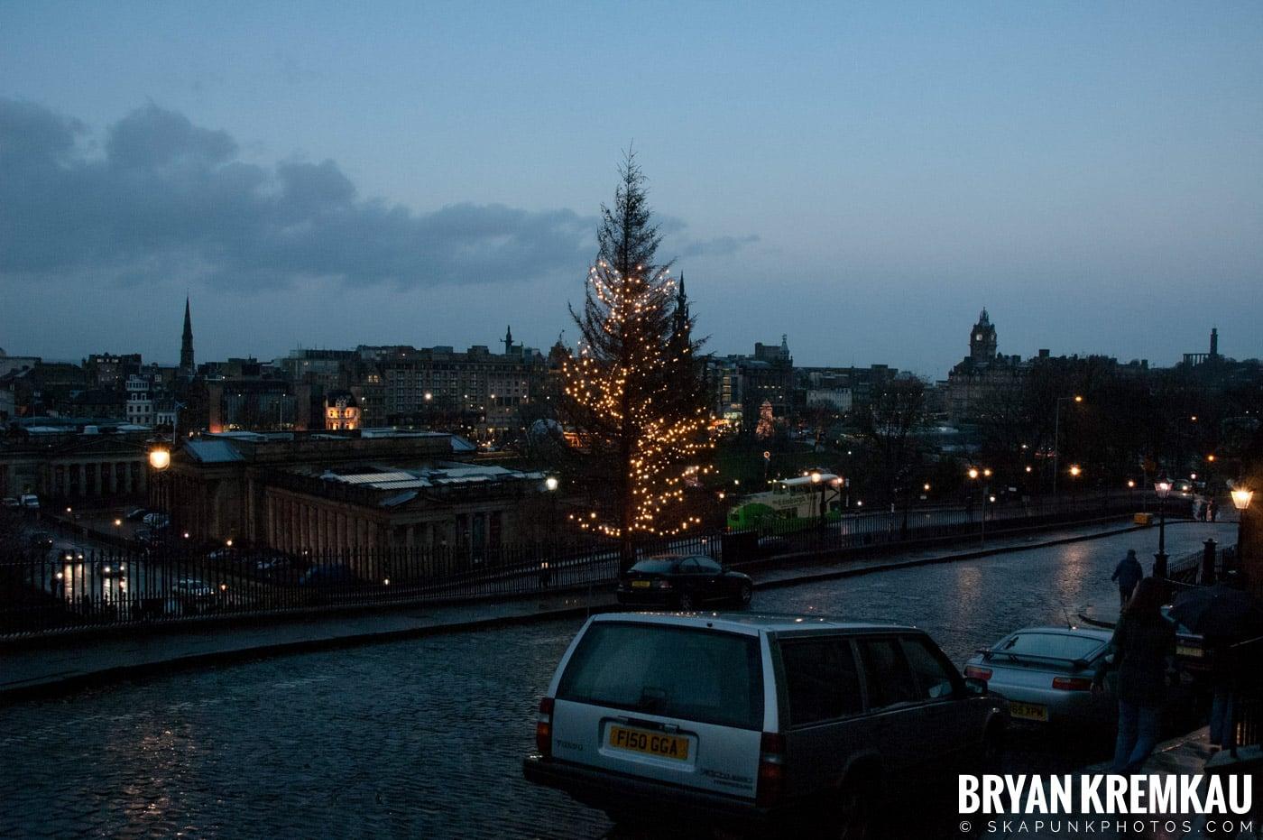 Edinburgh, Scotland - Day 1 - 12.12.06 (18)