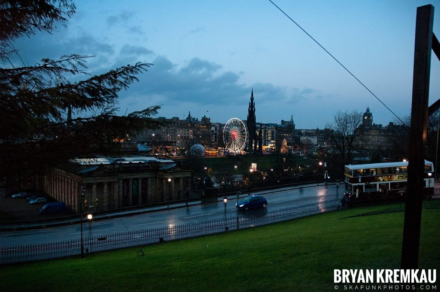 Edinburgh, Scotland - Day 1 - 12.12.06 (17)