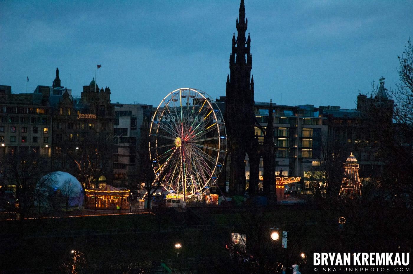 Edinburgh, Scotland - Day 1 - 12.12.06 (16)