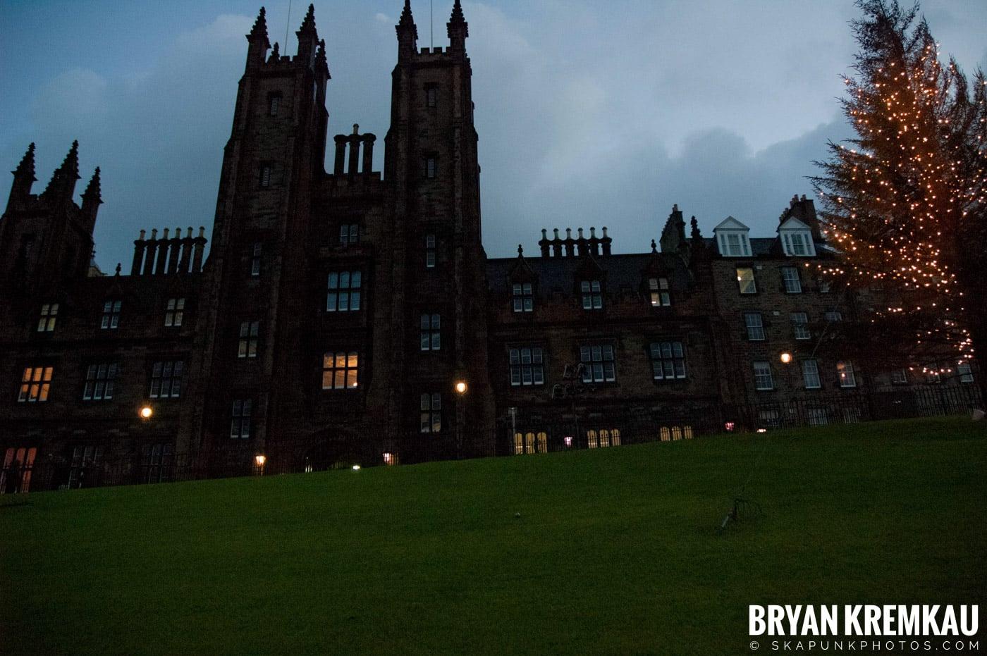 Edinburgh, Scotland - Day 1 - 12.12.06 (15)
