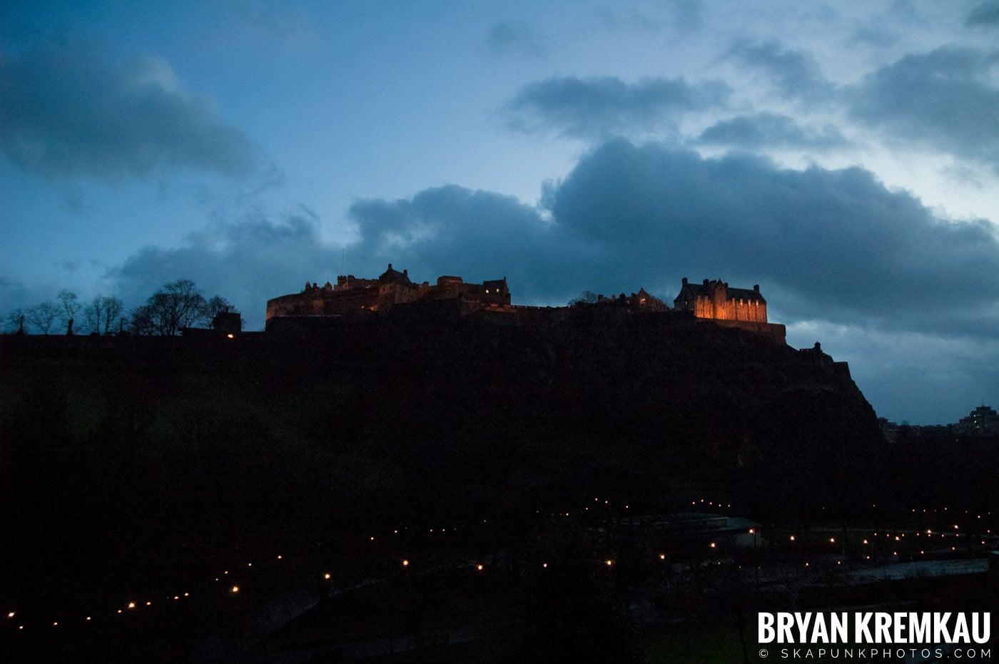 Edinburgh, Scotland - Day 1 - 12.12.06 (13)
