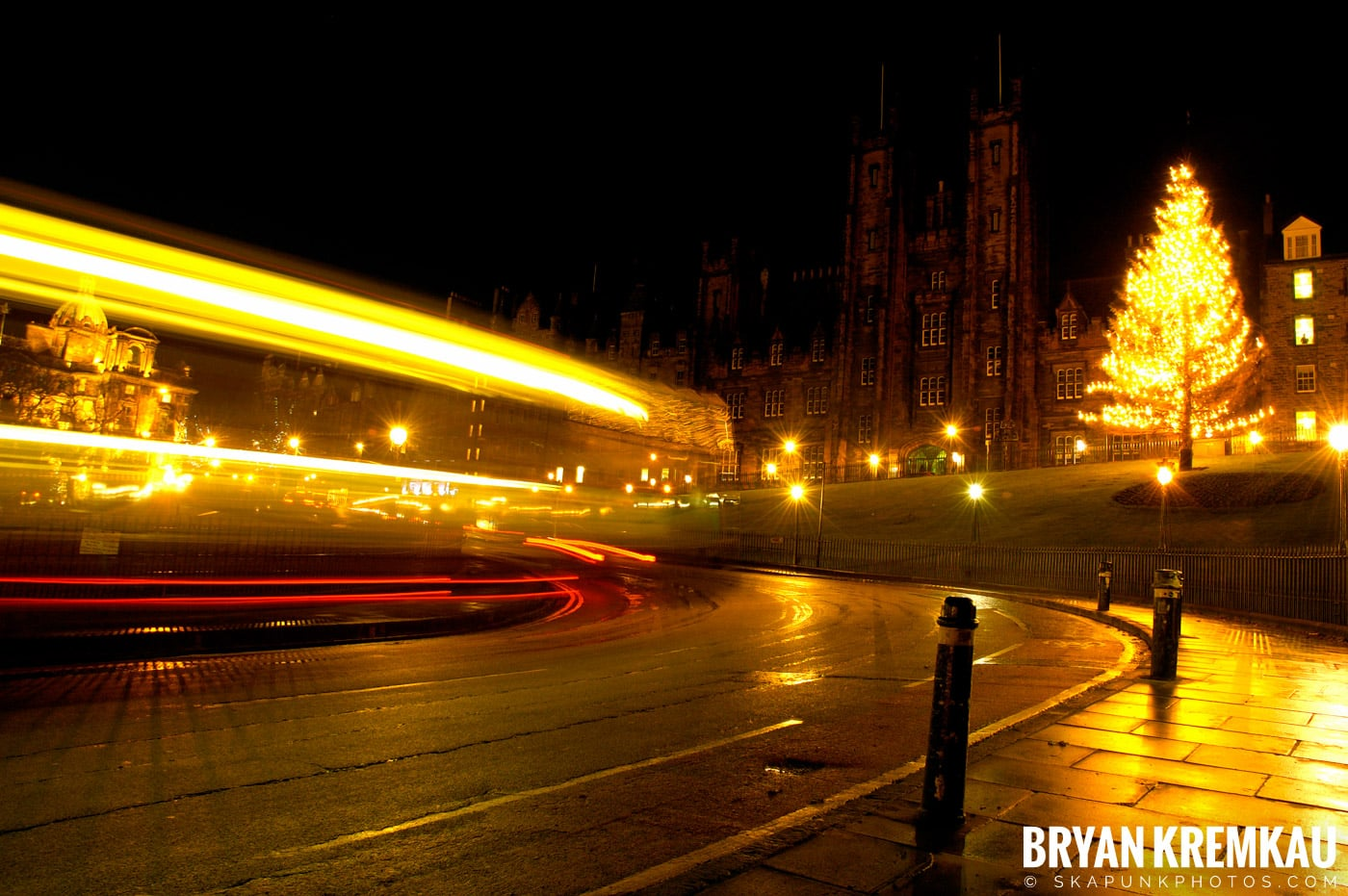 Edinburgh, Scotland - Day 1 - 12.12.06 (11)