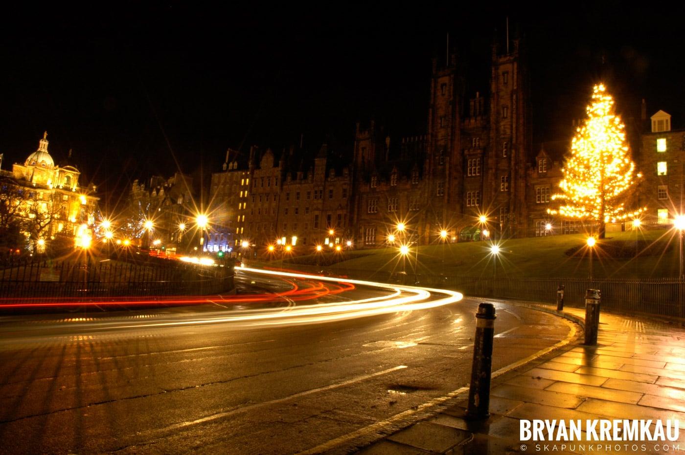 Edinburgh, Scotland - Day 1 - 12.12.06 (10)