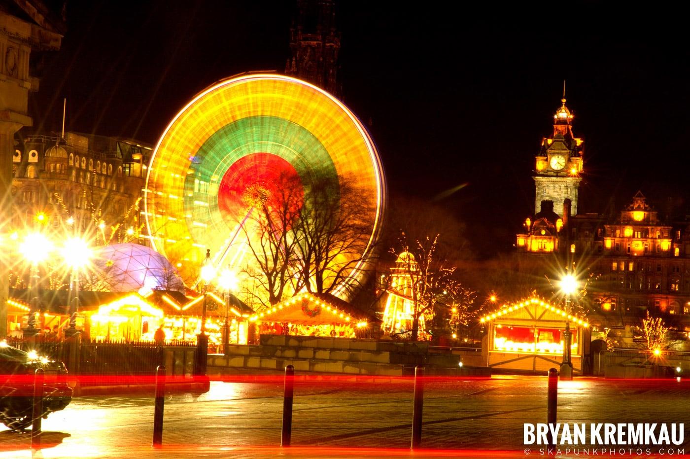 Edinburgh, Scotland - Day 1 - 12.12.06 (9)