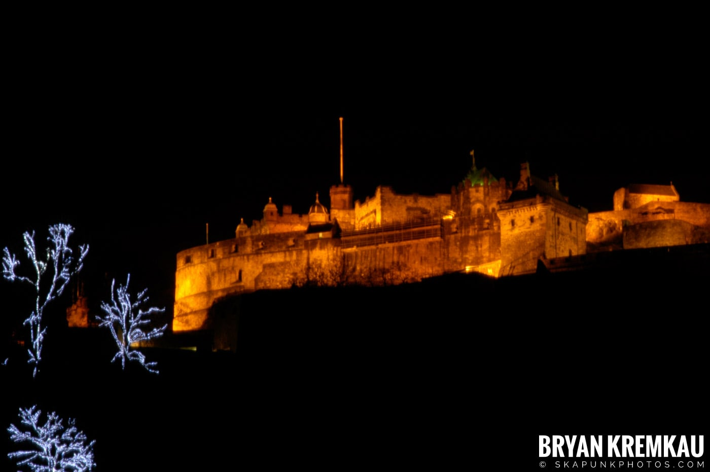 Edinburgh, Scotland - Day 1 - 12.12.06 (8)