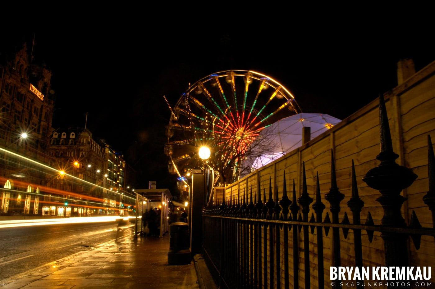 Edinburgh, Scotland - Day 1 - 12.12.06 (6)
