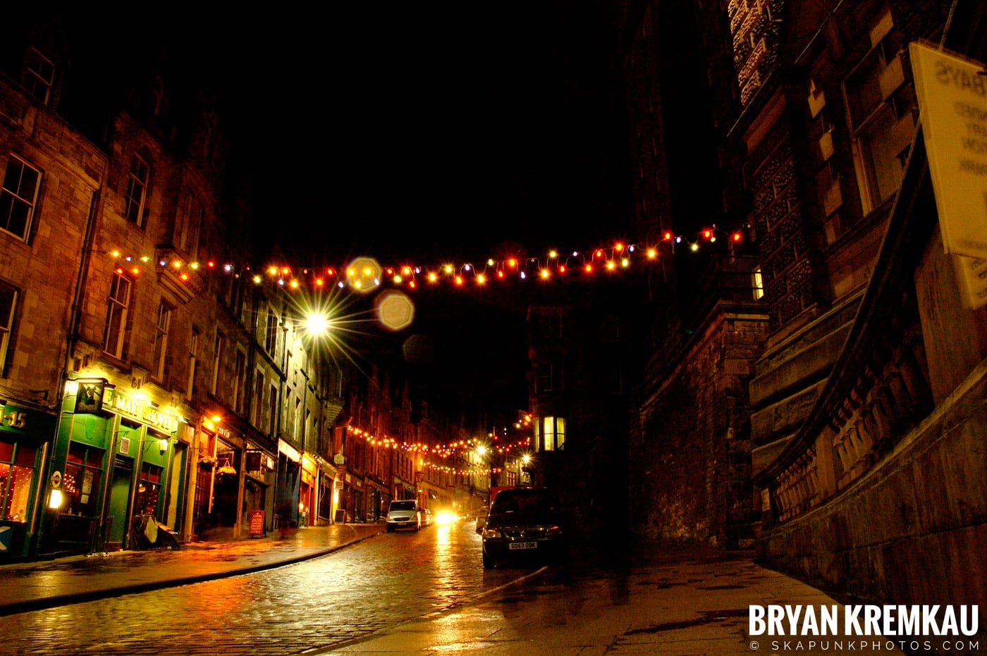 Edinburgh, Scotland - Day 1 - 12.12.06 (4)