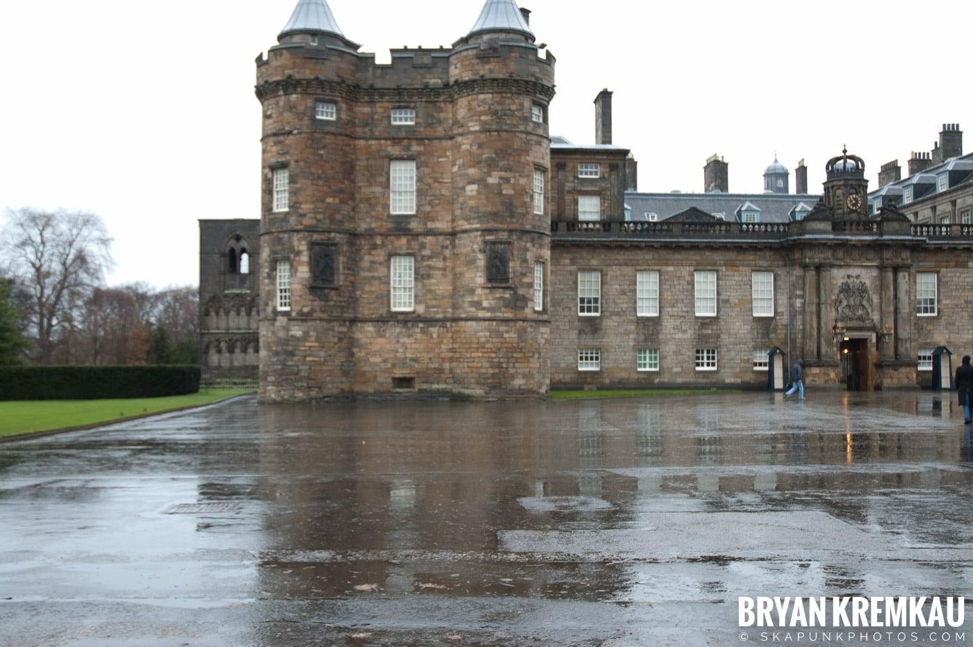 Edinburgh, Scotland - Day 2 - 12.13.06 (47)