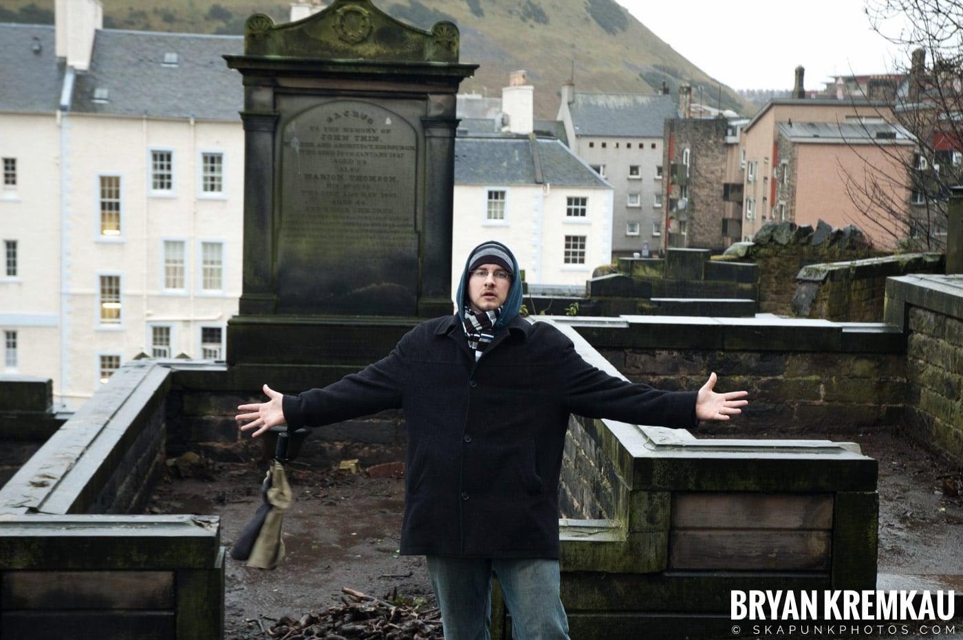 Edinburgh, Scotland - Day 2 - 12.13.06 (42)