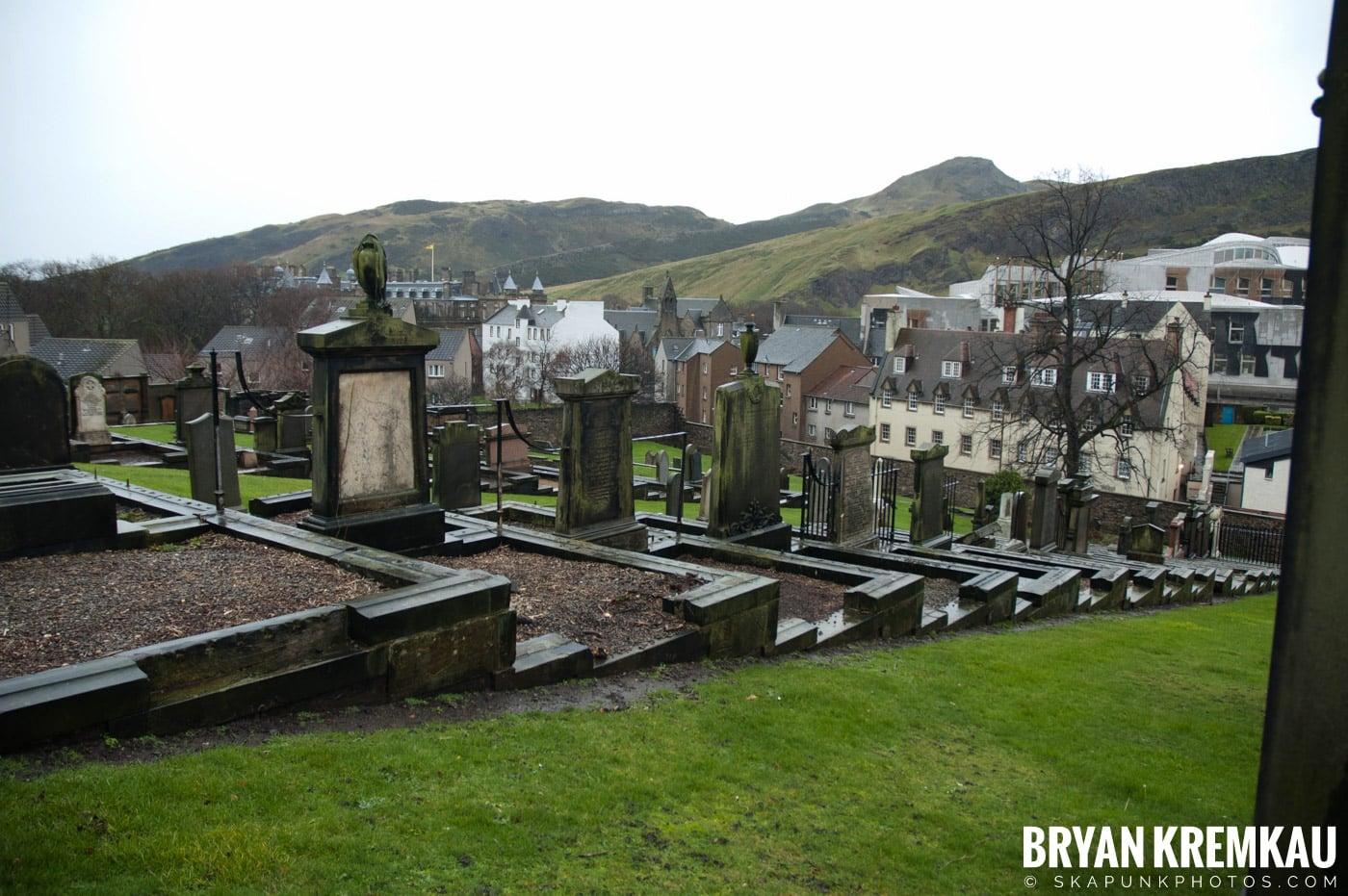 Edinburgh, Scotland - Day 2 - 12.13.06 (40)