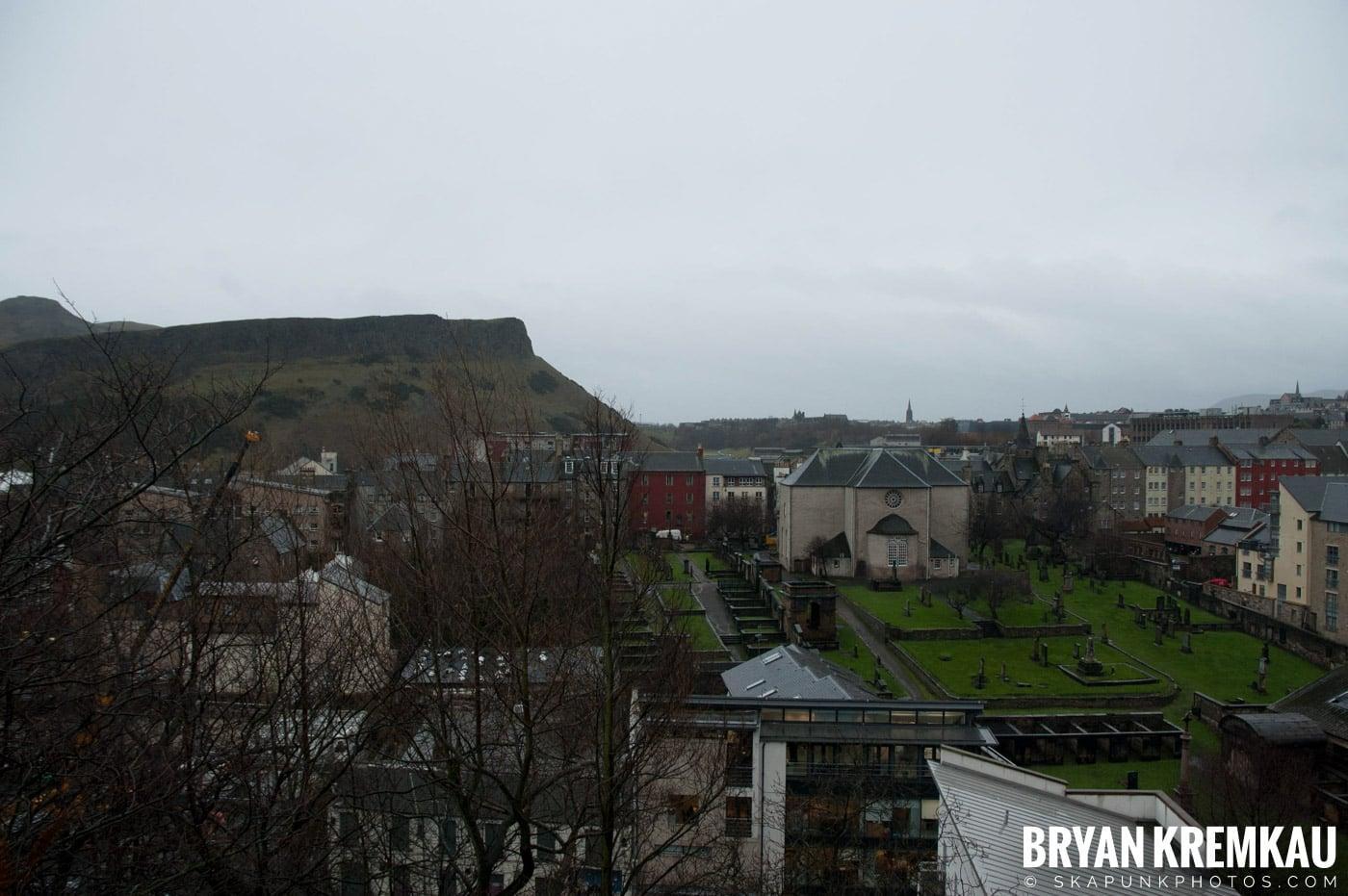 Edinburgh, Scotland - Day 2 - 12.13.06 (39)