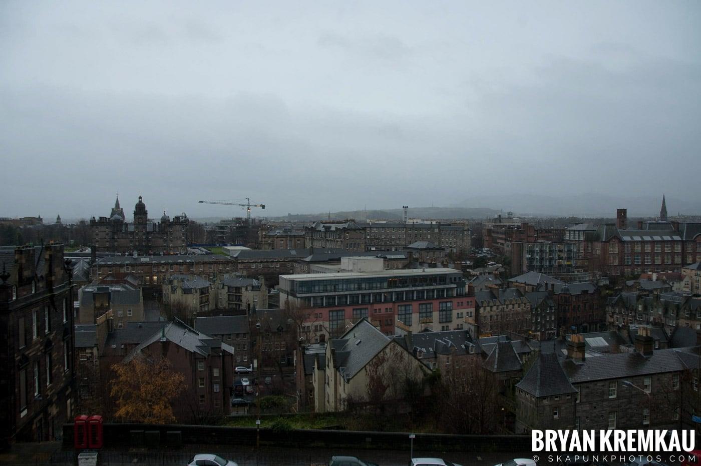 Edinburgh, Scotland - Day 2 - 12.13.06 (38)