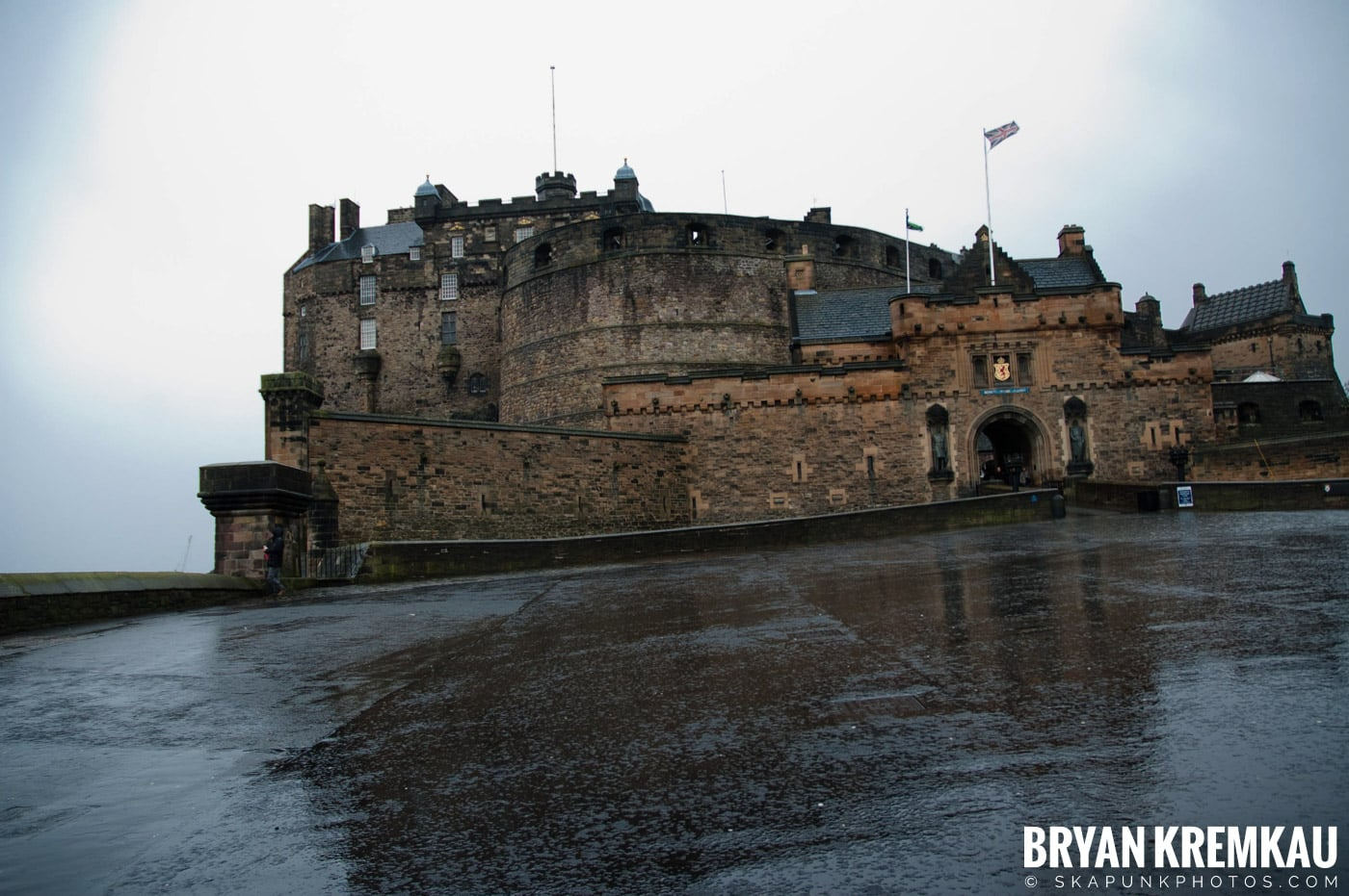 Edinburgh, Scotland - Day 2 - 12.13.06 (37)