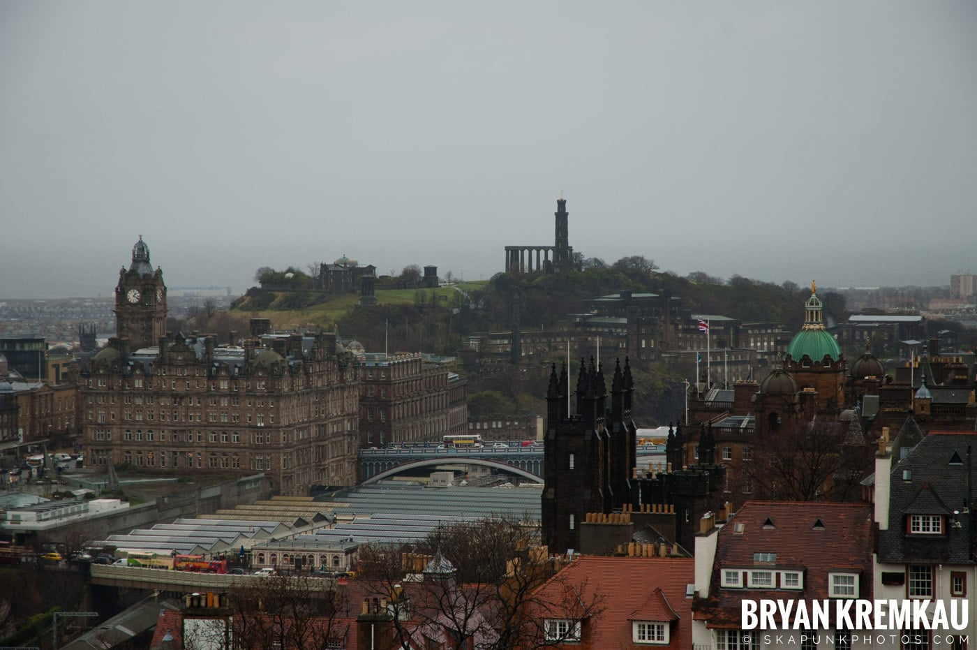 Edinburgh, Scotland - Day 2 - 12.13.06 (29)