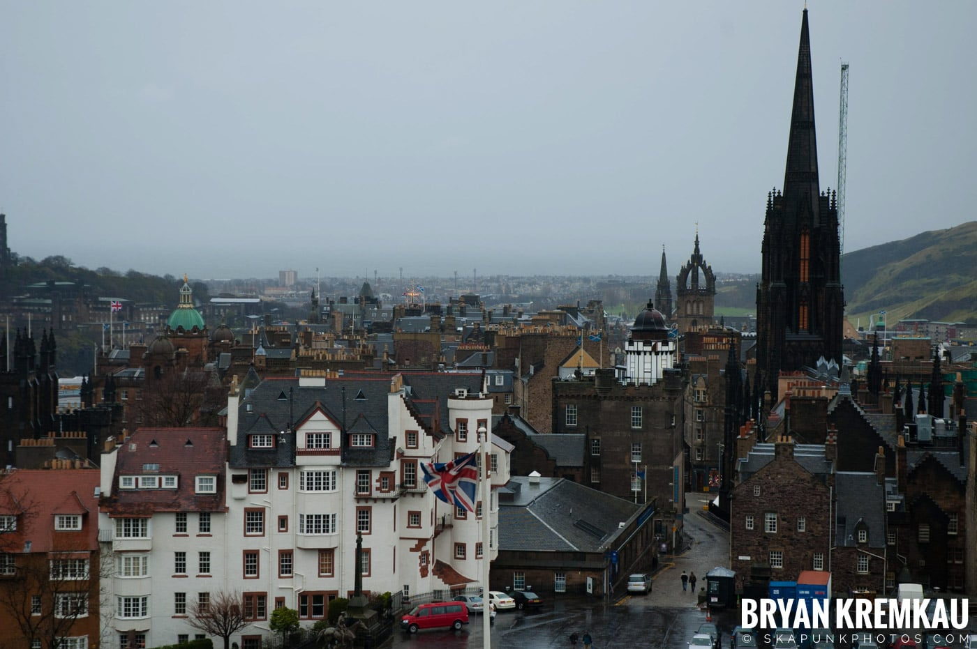 Edinburgh, Scotland - Day 2 - 12.13.06 (28)