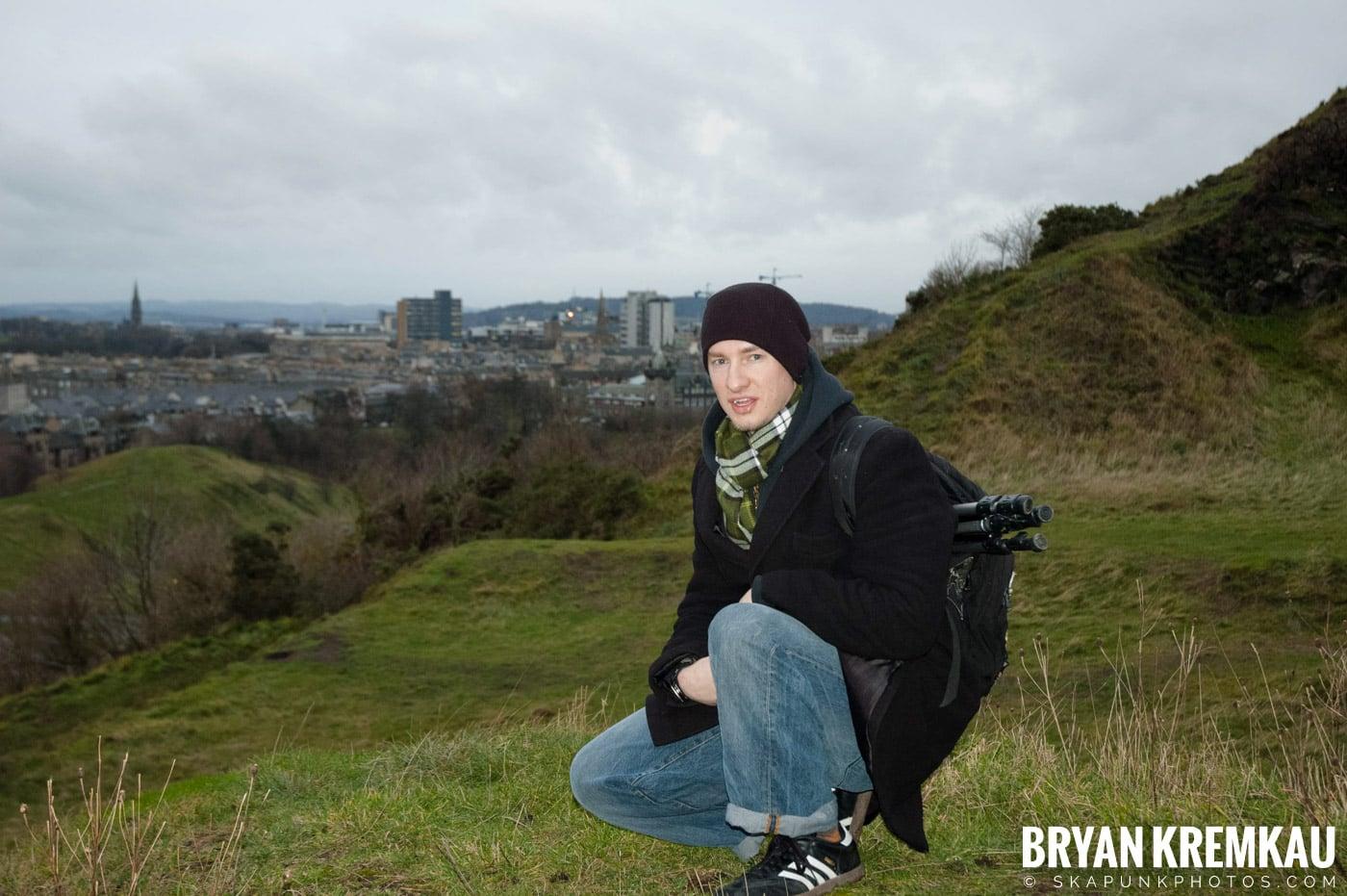 Edinburgh, Scotland - Day 3 - 12.14.06 (28)