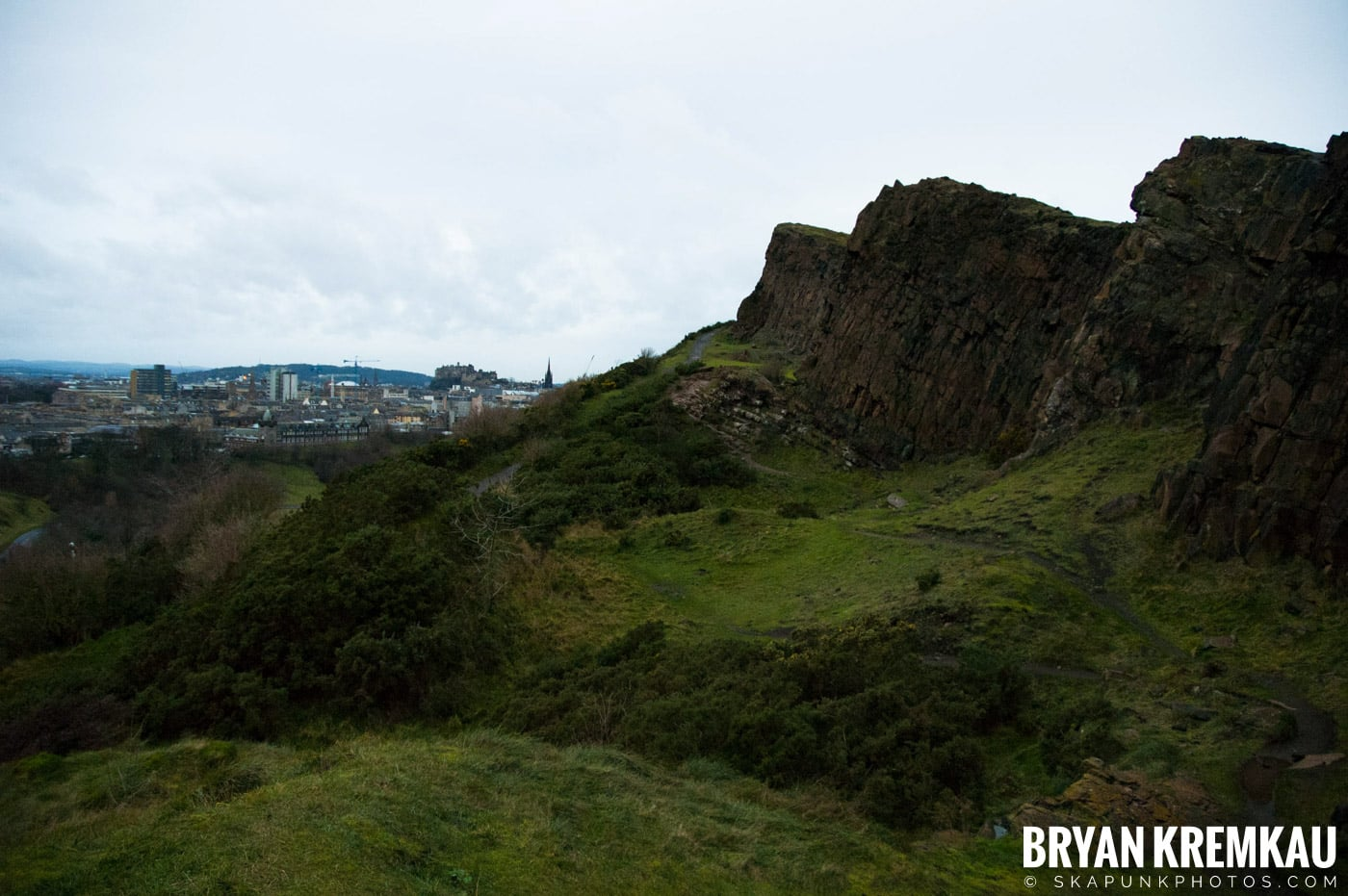 Edinburgh, Scotland - Day 3 - 12.14.06 (24)