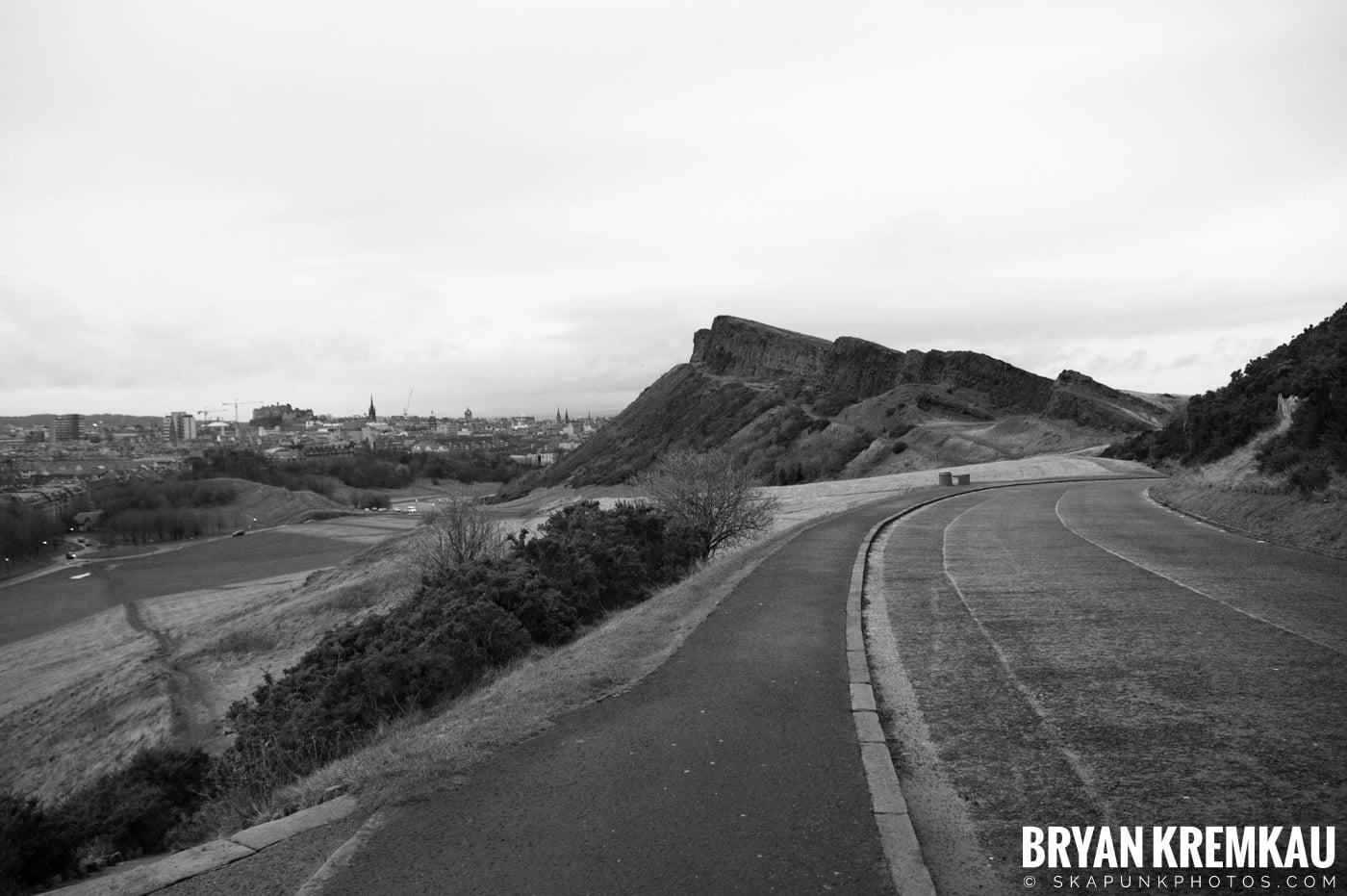 Edinburgh, Scotland - Day 3 - 12.14.06 (21)