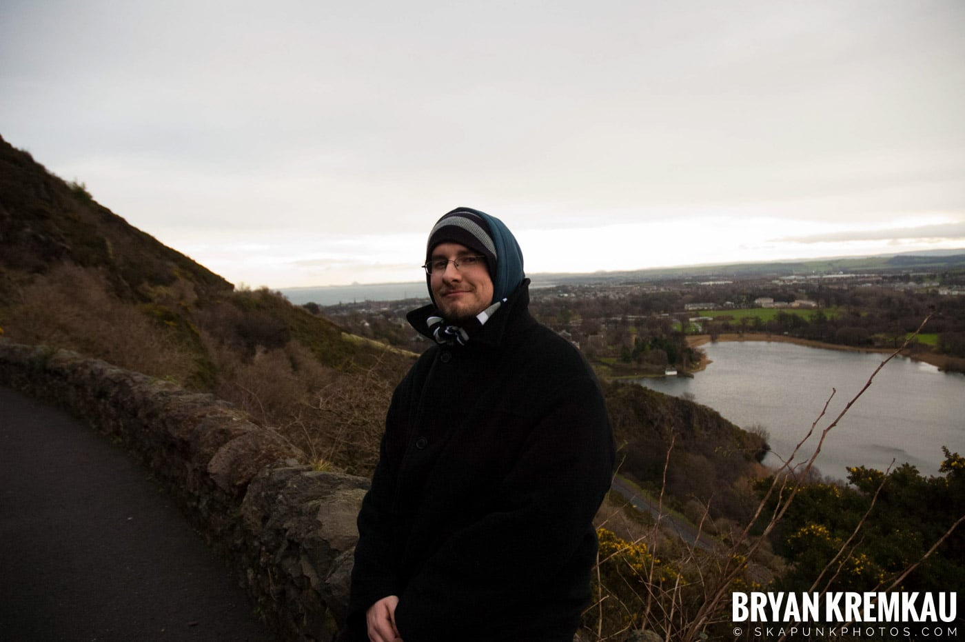 Edinburgh, Scotland - Day 3 - 12.14.06 (17)