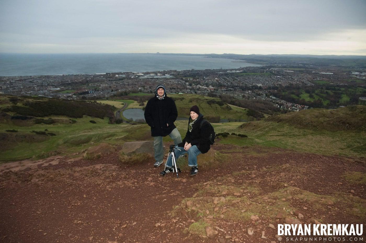 Edinburgh, Scotland - Day 3 - 12.14.06 (10)
