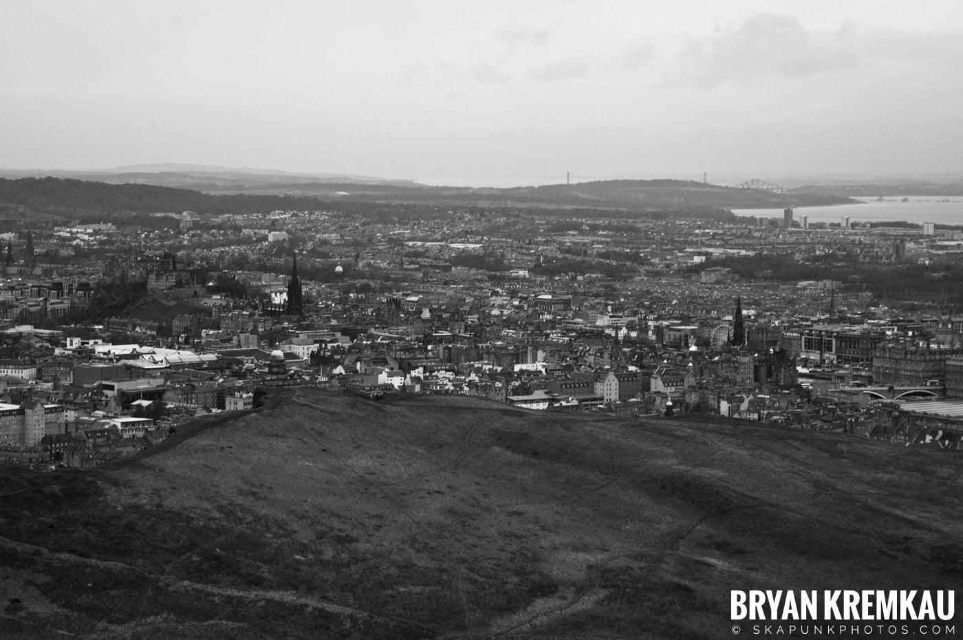 Edinburgh, Scotland - Day 3 - 12.14.06 (7)