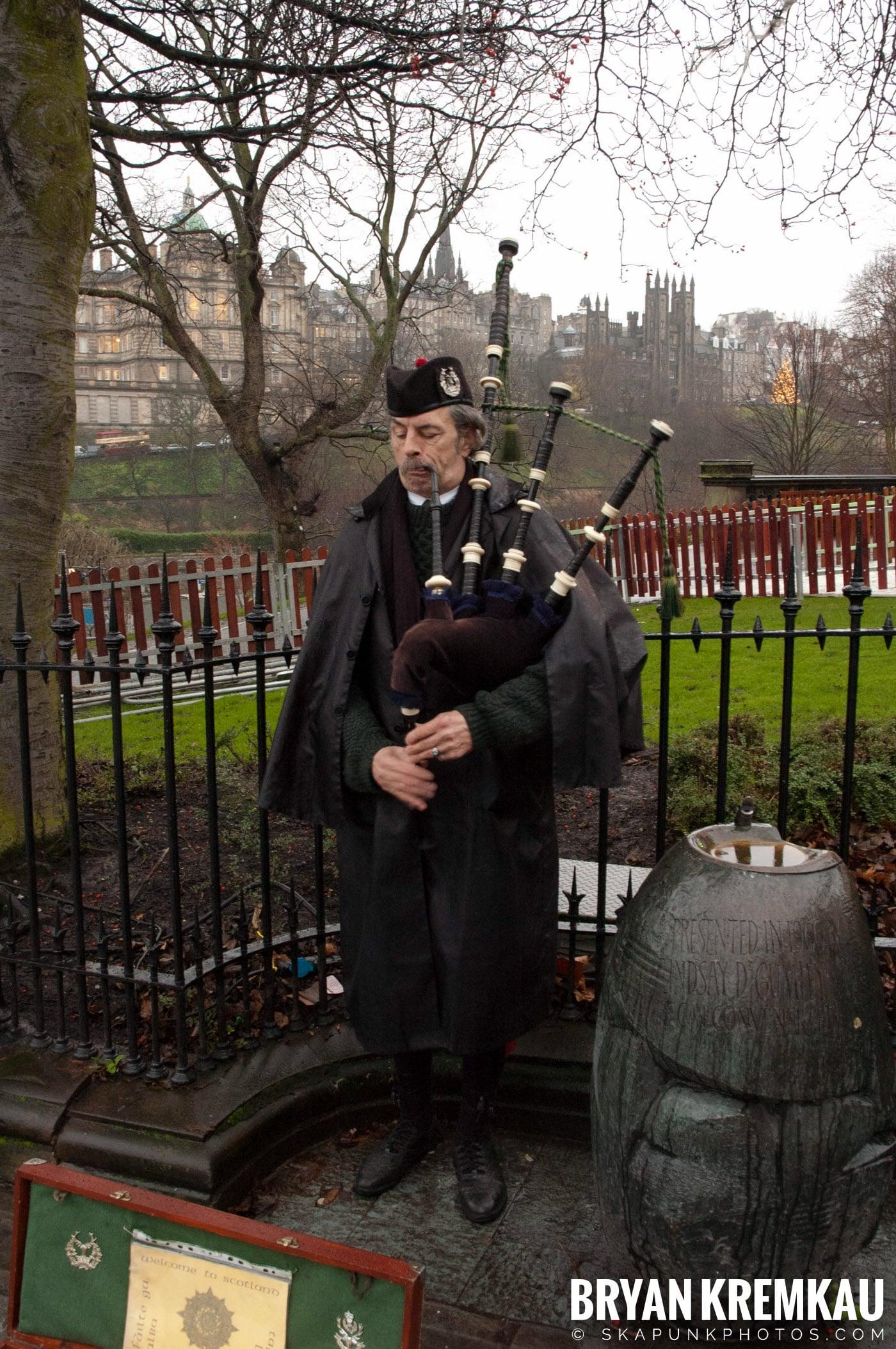 Edinburgh, Scotland - Day 3 - 12.14.06 (4)
