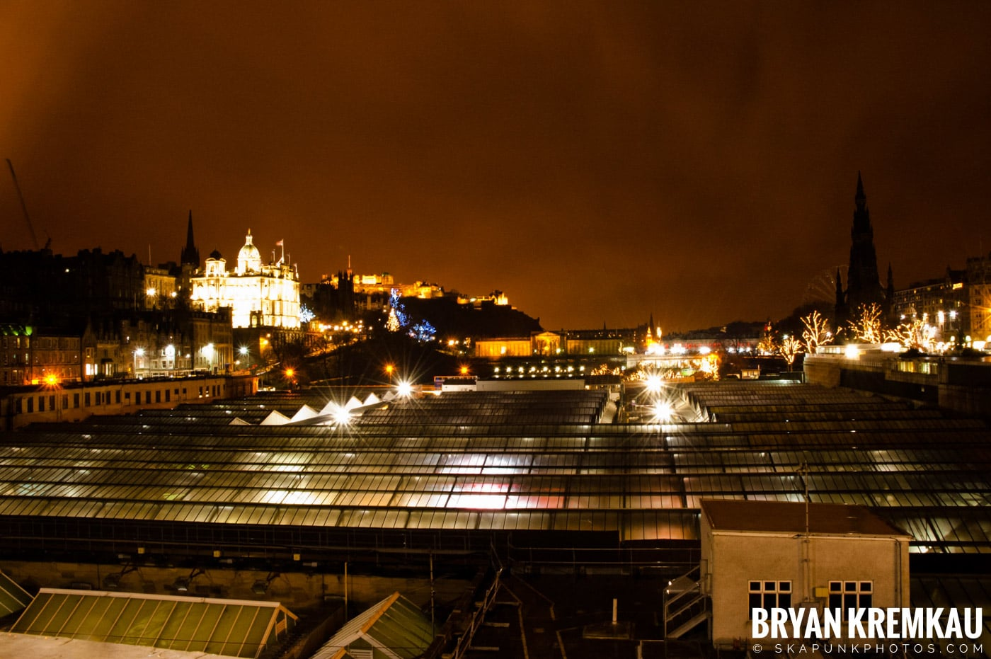 Edinburgh, Scotland - Day 3 - 12.14.06 (2)