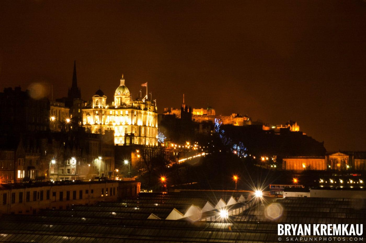 Edinburgh, Scotland - Day 3 - 12.14.06 (1)