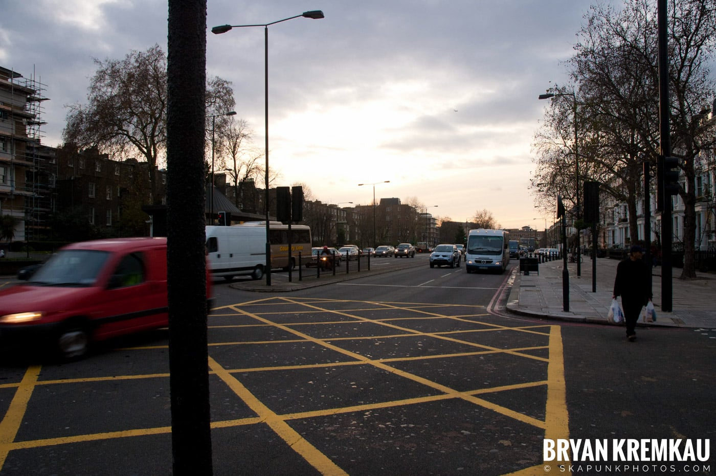 London, England - Day 1 - 12.8.06 (3)