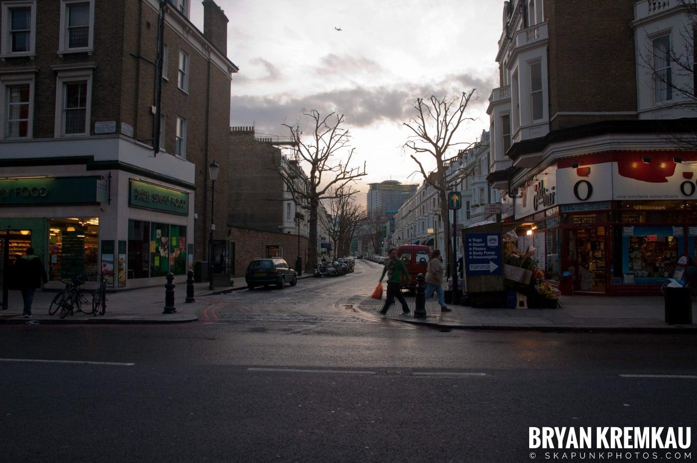 London, England - Day 1 - 12.8.06 (2)