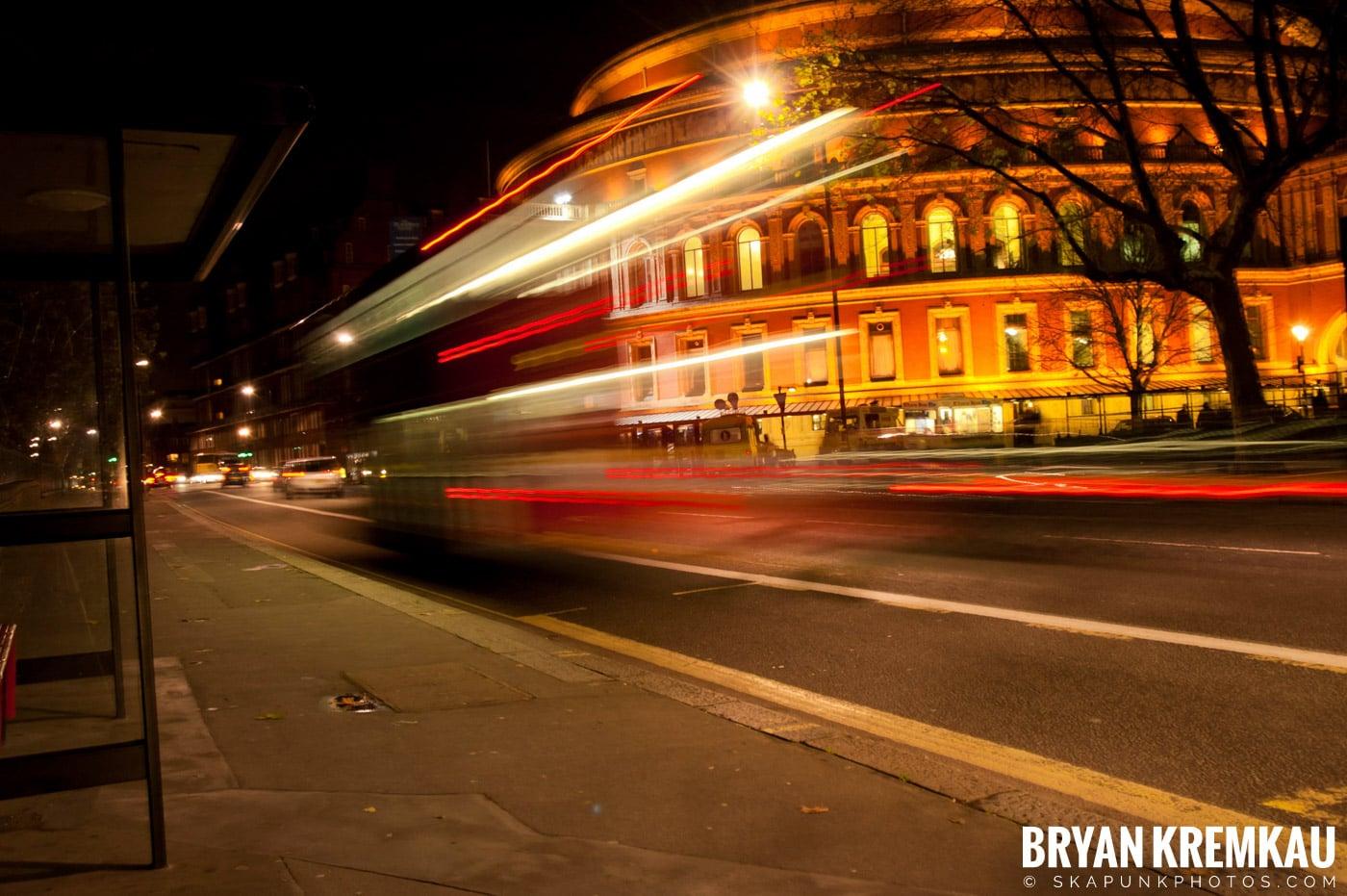 London, England - Day 1 - 12.8.06 (1)