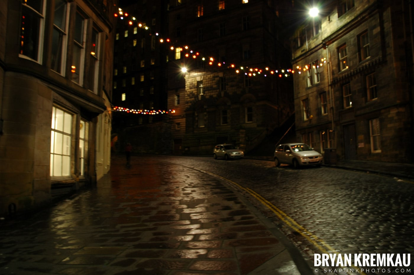 Edinburgh, Scotland - Day 1 - 12.12.06 (1)