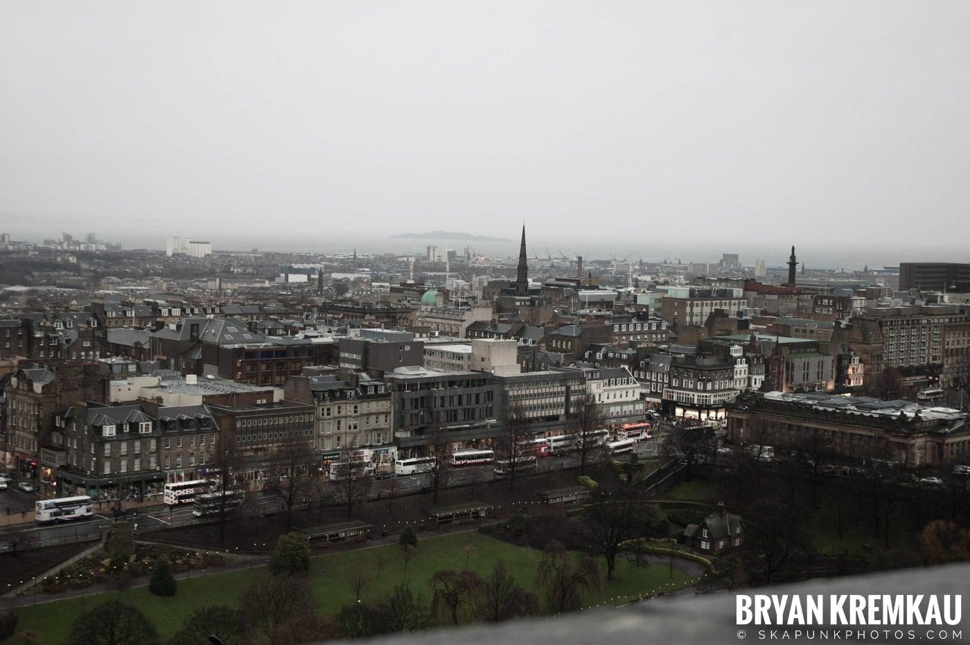 Edinburgh, Scotland - Day 2 - 12.13.06 (8)