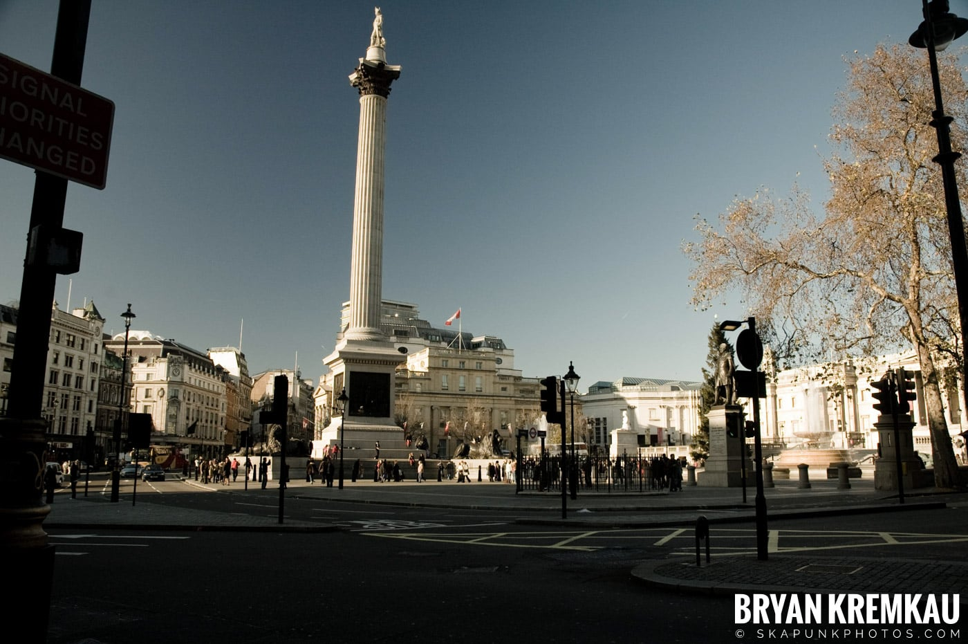 London, England - Day 5 - 12.17.06 (21)
