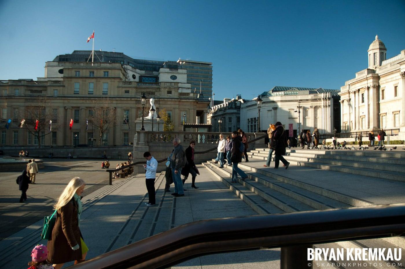 London, England - Day 5 - 12.17.06 (17)