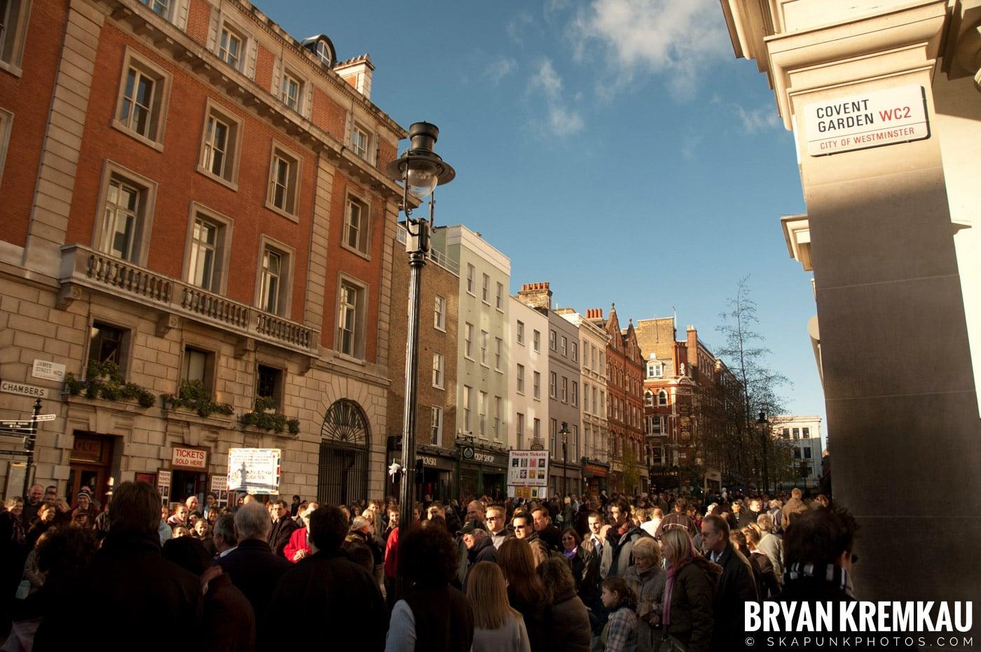 London, England - Day 5 - 12.17.06 (7)