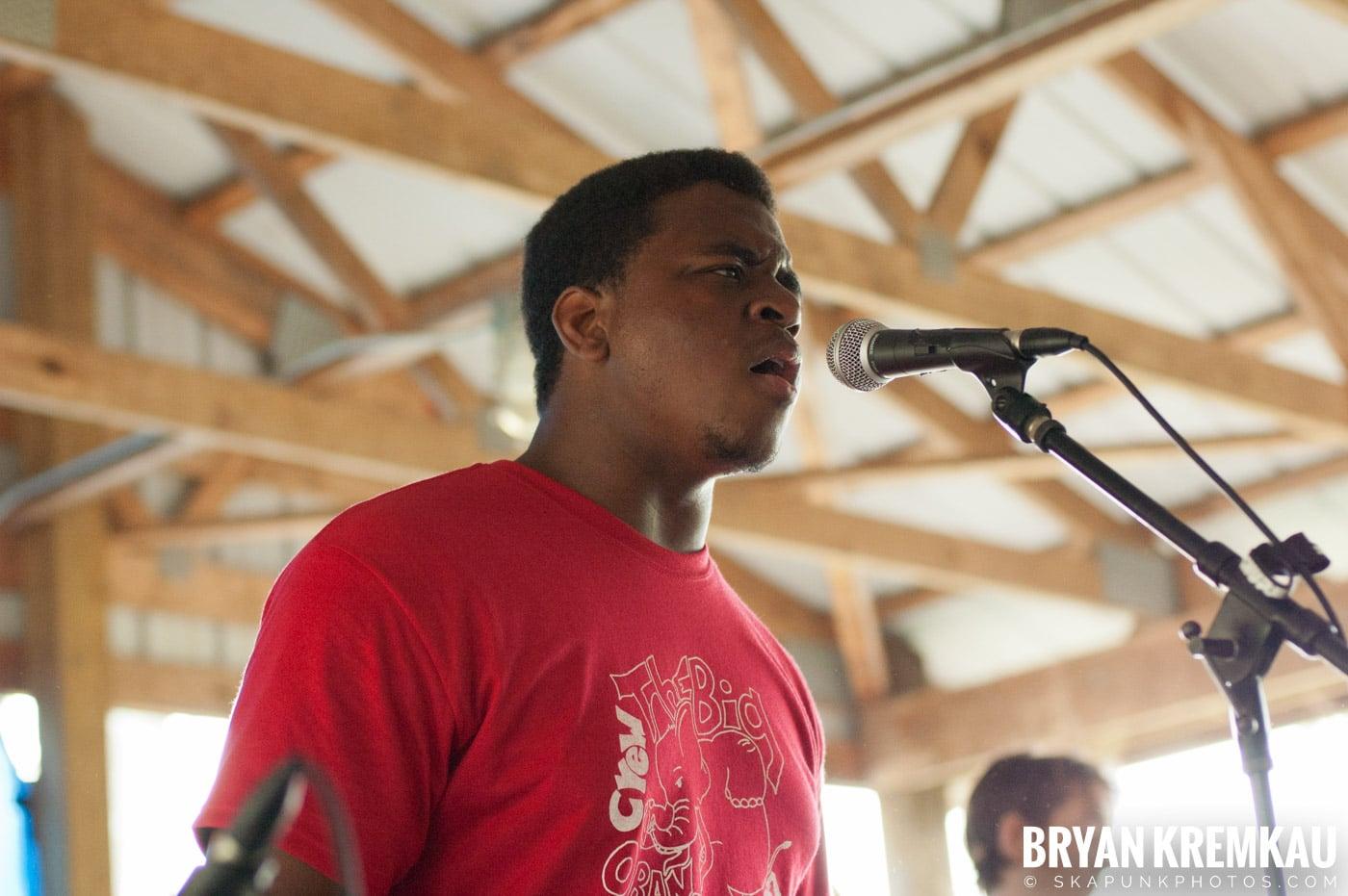 The Wendels @ The Big Orange Bonanza, Circleville, NY - 6.2.07 (5)
