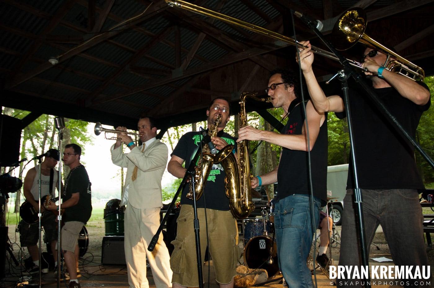 Tri-State Conspiracy @ The Big Orange Bonanza, Circleville, NY - 6.2.07 (10)