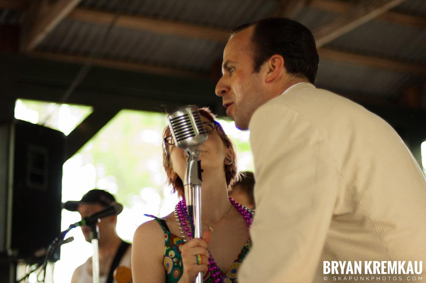 Tri-State Conspiracy @ The Big Orange Bonanza, Circleville, NY - 6.2.07 (8)