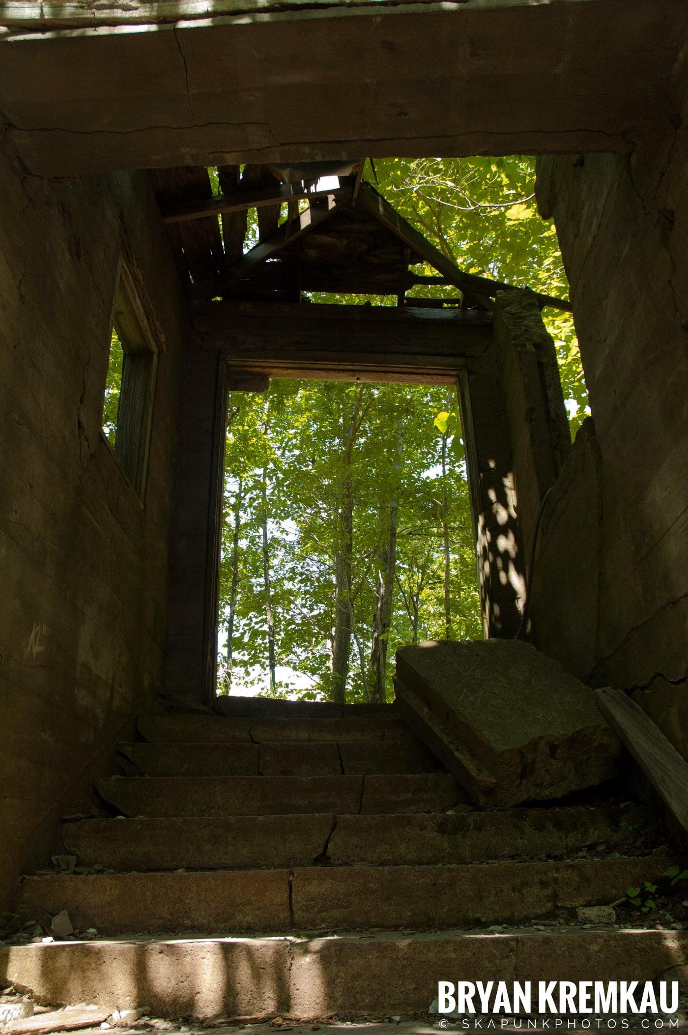 Catskills Overlook Mountain @ Woodstock, NY - 6.24.07 (30)