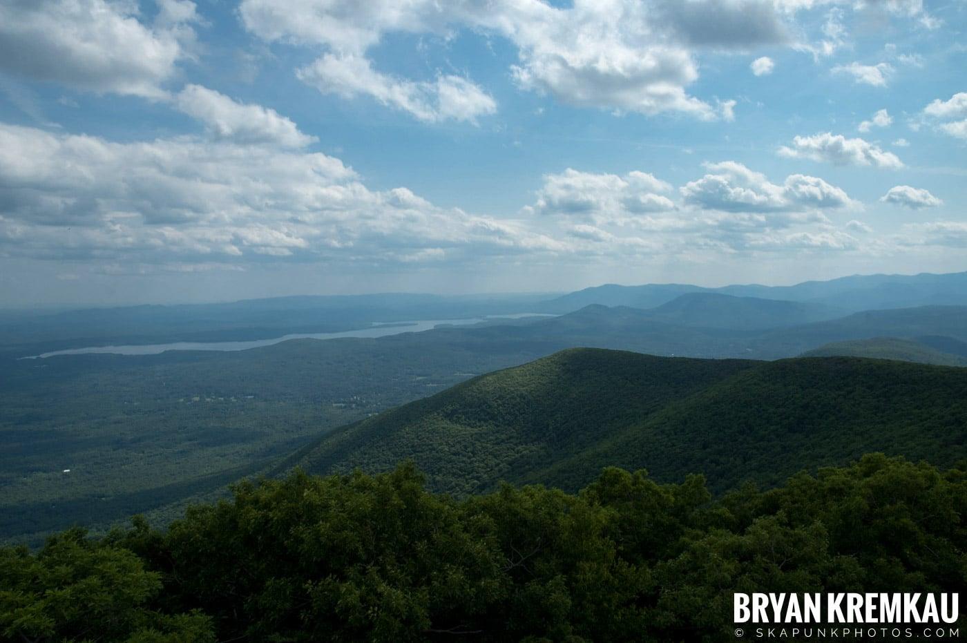 Catskills Overlook Mountain @ Woodstock, NY - 6.24.07 (7)