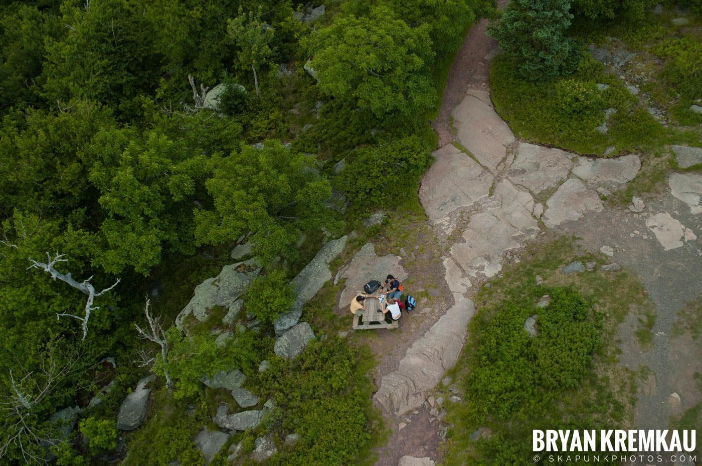 Catskills Overlook Mountain @ Woodstock, NY - 6.24.07 (4)