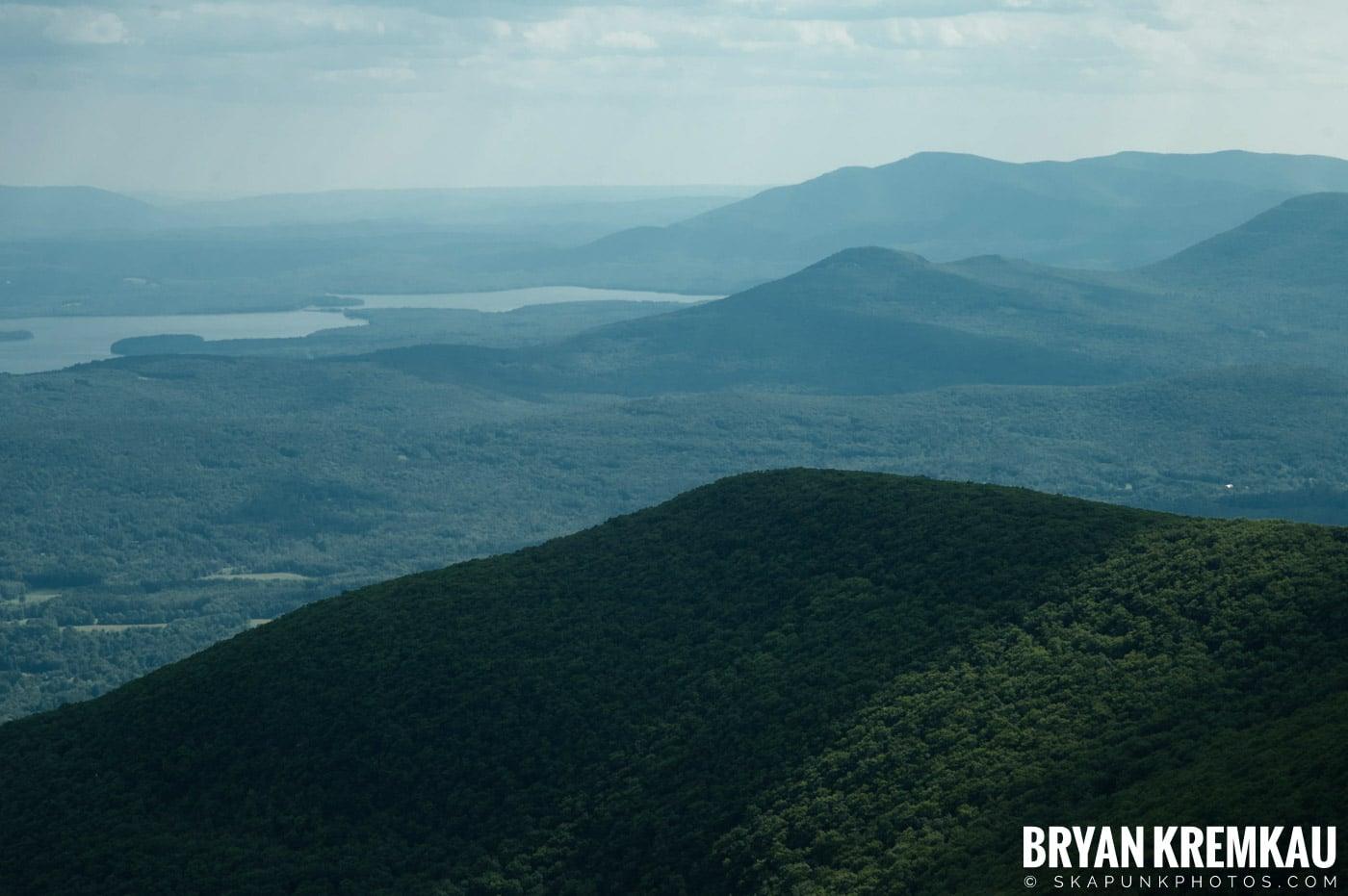 Catskills Overlook Mountain @ Woodstock, NY - 6.24.07 (3)