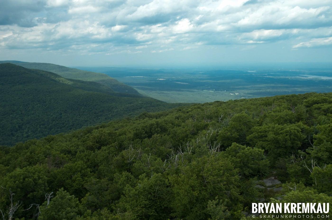 Catskills Overlook Mountain @ Woodstock, NY - 6.24.07 (2)