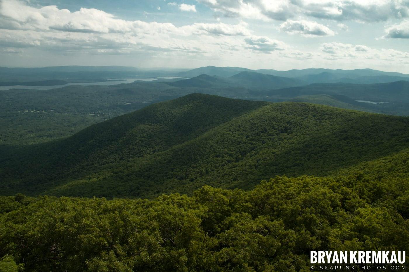 Catskills Overlook Mountain @ Woodstock, NY - 6.24.07 (1)