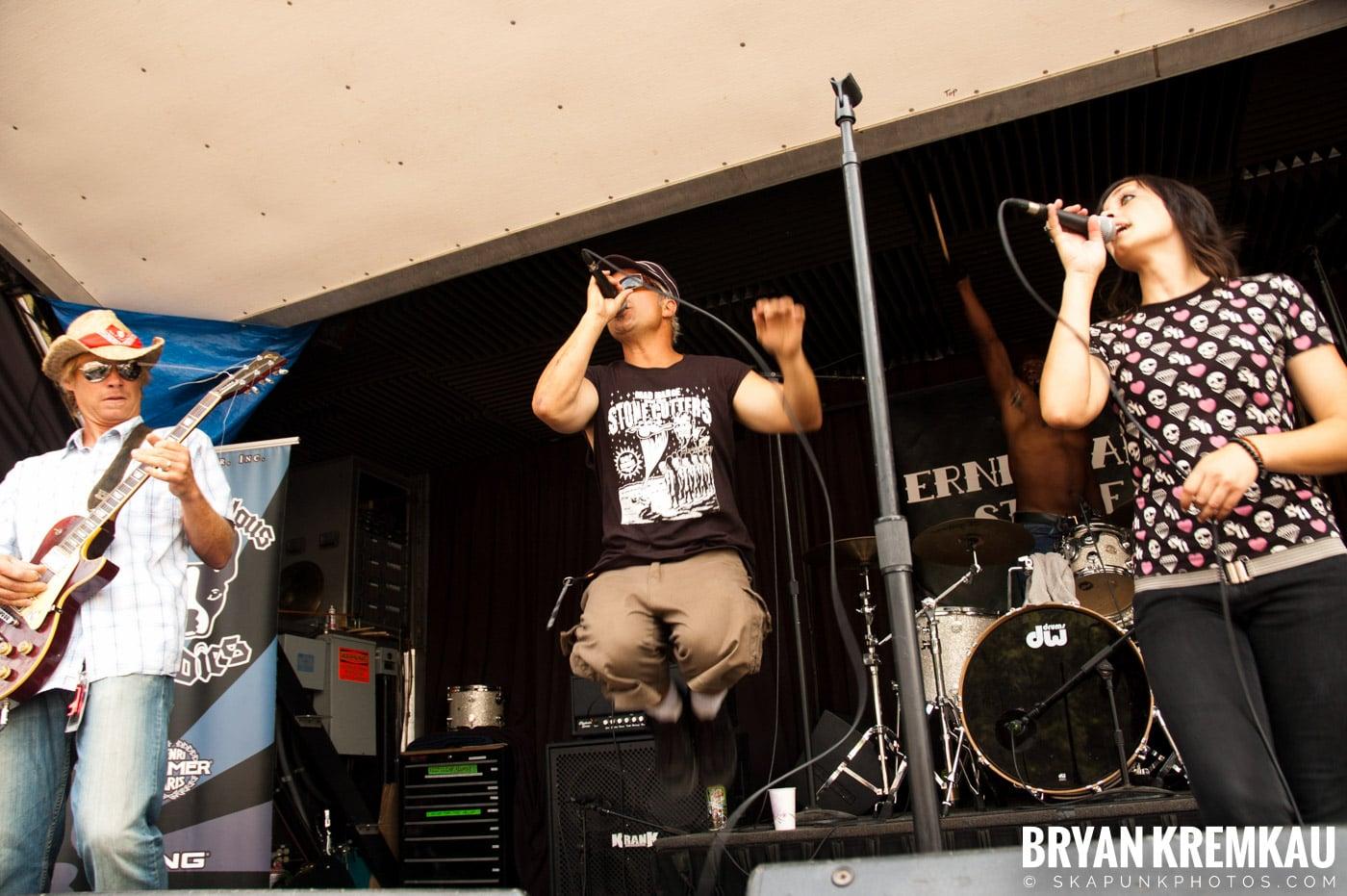 Fabulous Rudies @ Warped Tour 2007, Scranton PA - 7.26.07 (13)