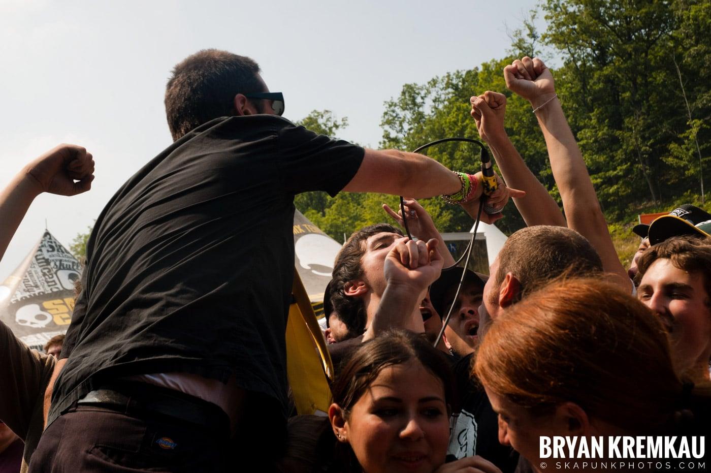 Mustard Plug @ Warped Tour 2007, Scranton PA - 7.26.07 (1)