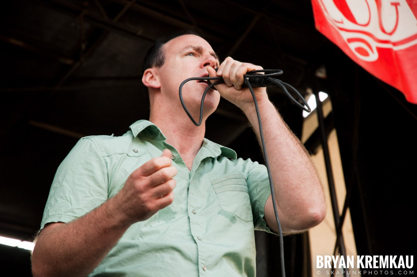 Bad Religion @ Warped Tour 2007, Scranton PA - 7.26.07 (11)