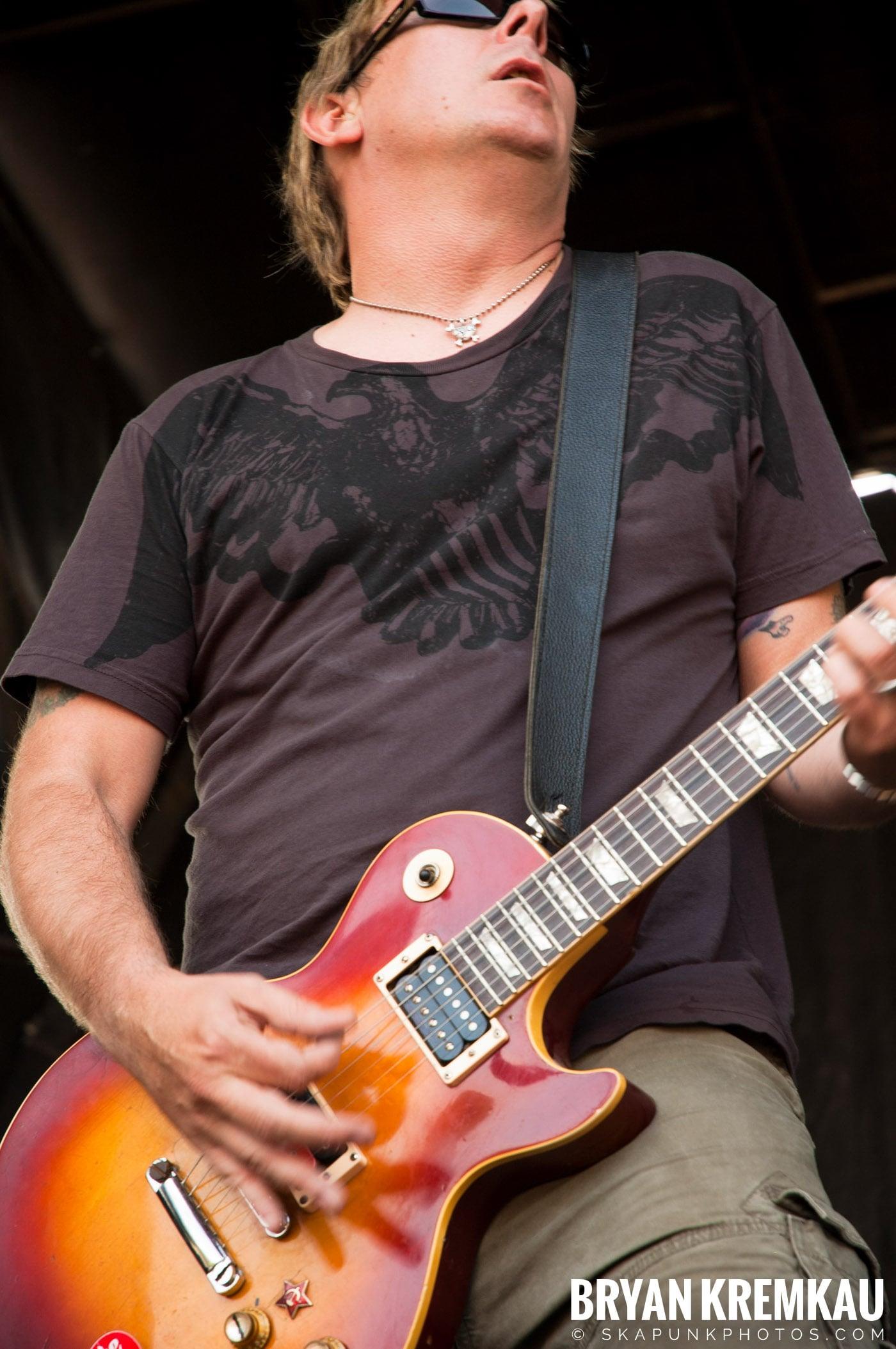Bad Religion @ Warped Tour 2007, Scranton PA - 7.26.07 (9)