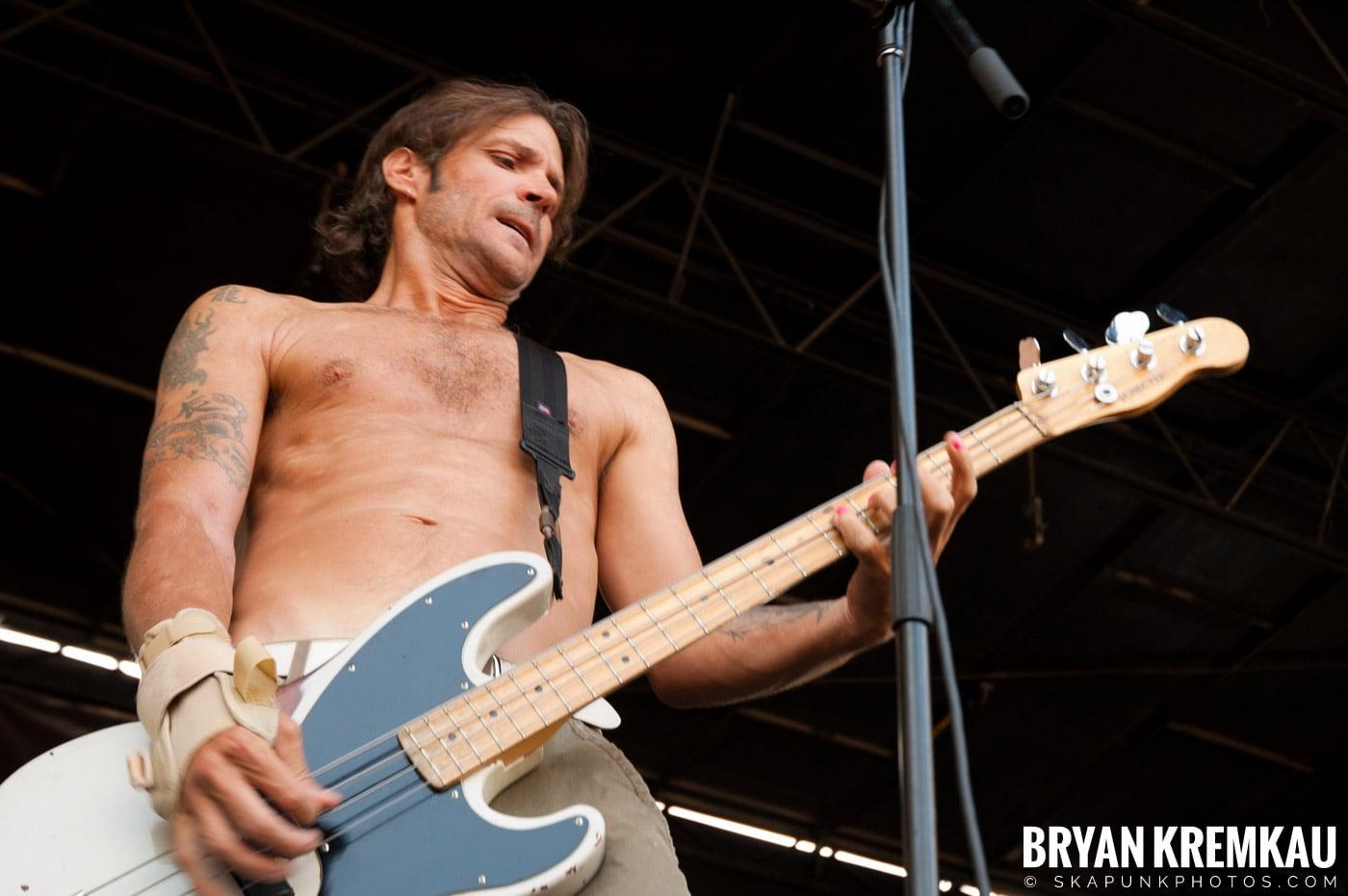 Bad Religion @ Warped Tour 2007, Scranton PA - 7.26.07 (8)